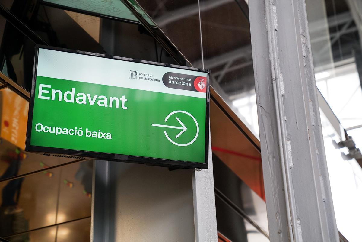 Barcelona prova un sistema per mesurar l'aforament amb wifi