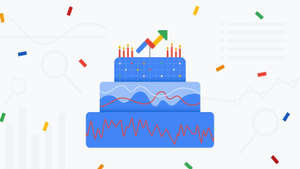 Aniversario Google Trends.
