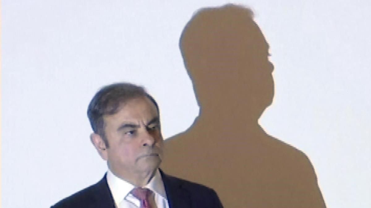 Ghosn acusa a Nissan y a la justicia de Japón de conspirar para acabar con él