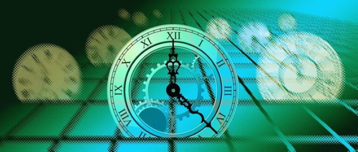 Consiguen parar el tiempo con una esfera de 100 nanómetros