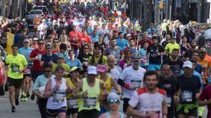 Alemu Bekele destrossa el rècord de la marató de Barcelona al guanyar amb 2.06.04 hores