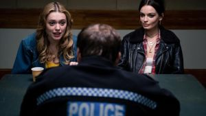 Una escena de la segunda temporada de 'Sex Education', que en Cuenca gozarán de forma anticipada.