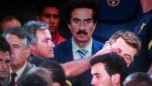 """García Ferreras: """"Lo de Mourinho con Tito fue un acto reflejo"""""""