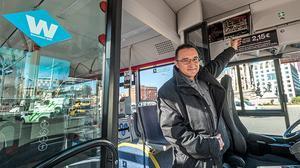 Wifi gratuito en los autobuses de Barcelona.