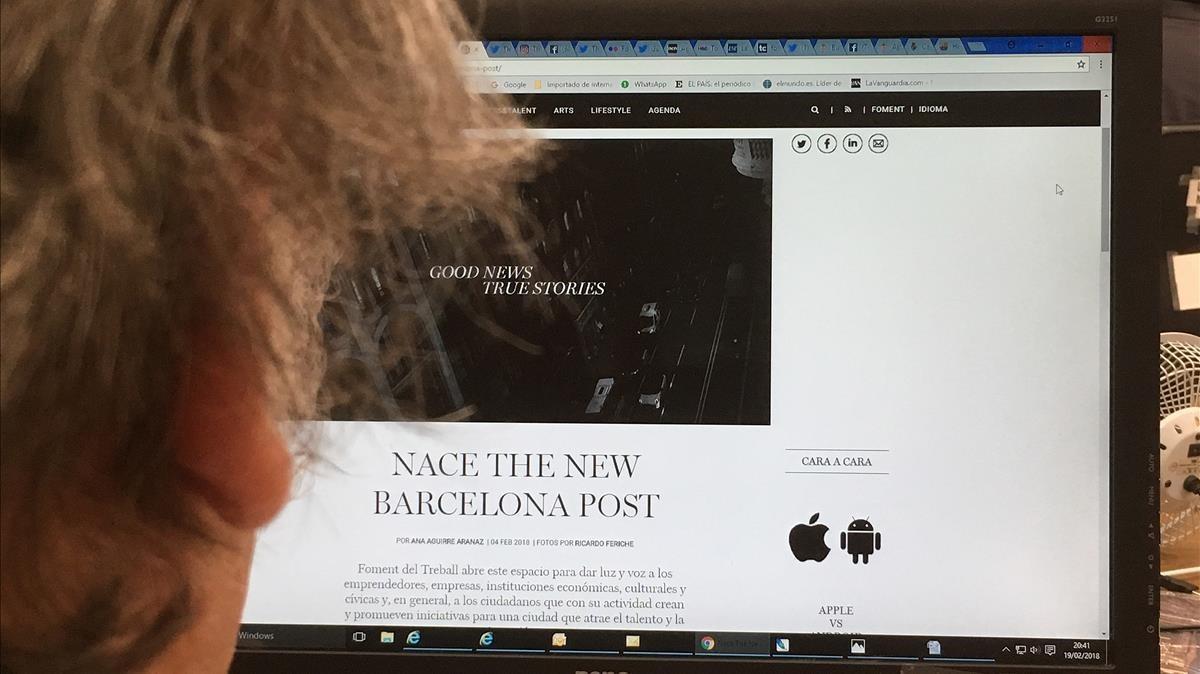 'The New Barcelona Post'