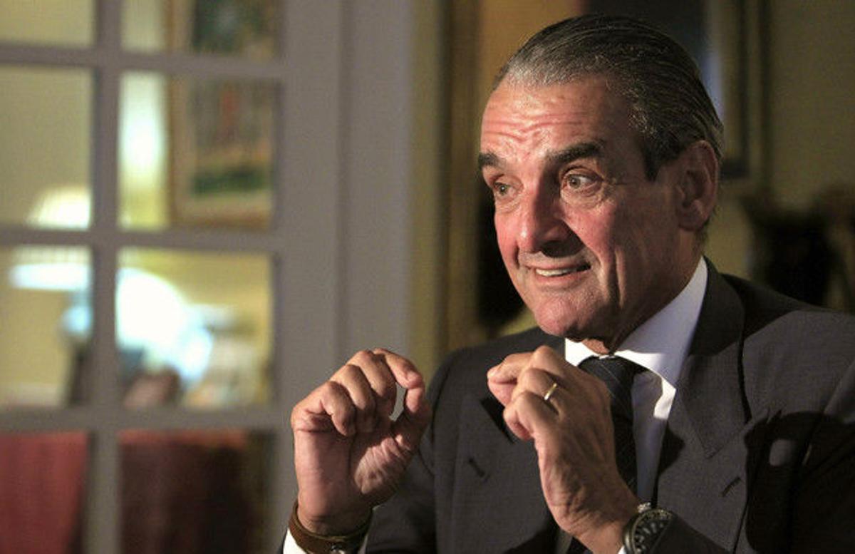 El exbanquero Mario Conde, figuraba en la primera lista de morosos, publicada el 23 de dicembre del 2015.