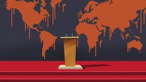 Una crisi sense resposta global