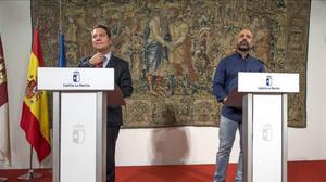 Las bases de Podemos en Castilla-La Mancha dan vía libre al pacto con el PSOE
