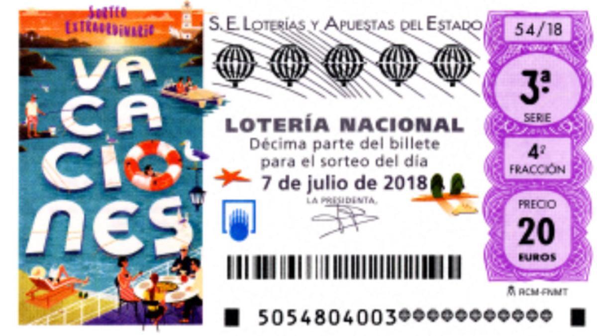 Lotería Nacional Sorteo Del Sábado 7 De Julio Del 2018