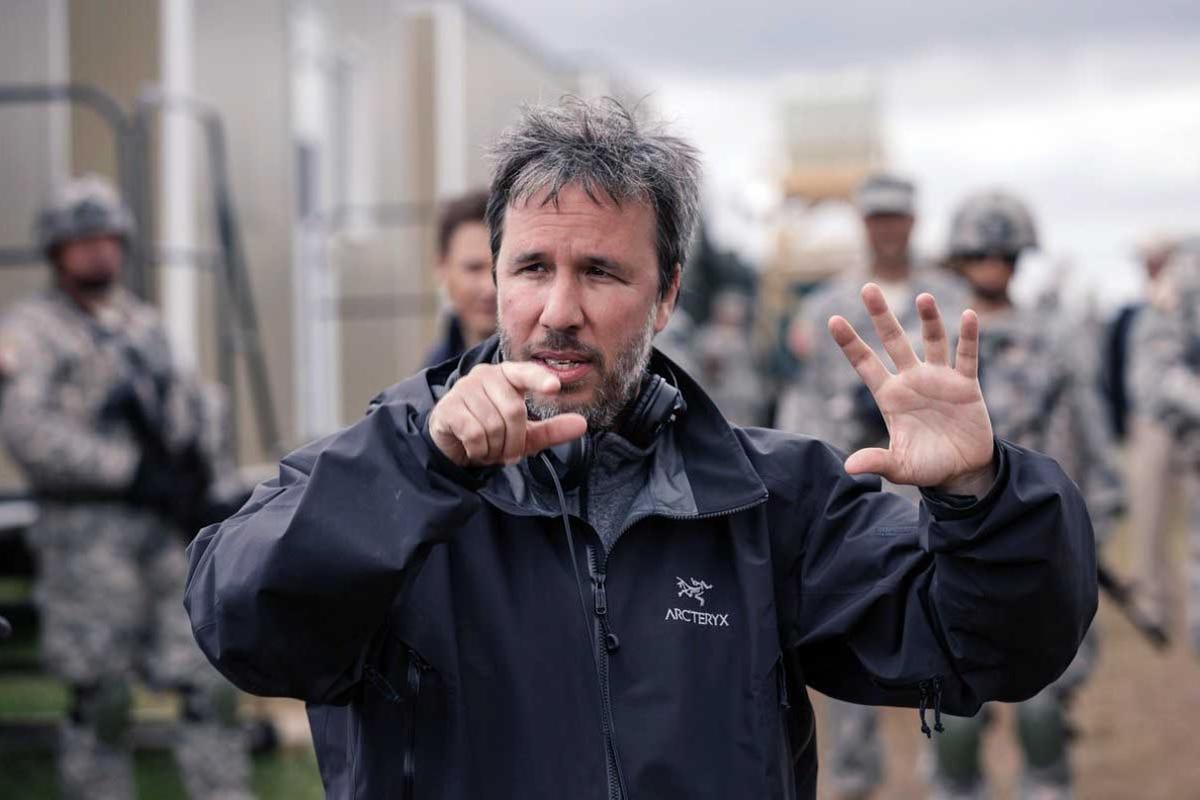 El canadiense Denis Villeneuve, director de 'La llegada'.