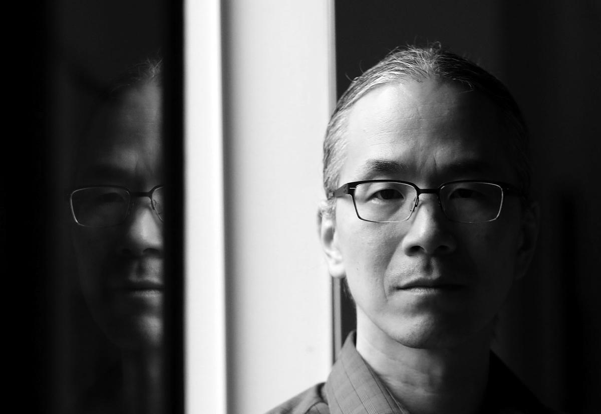 El escritor Ted Chiang.