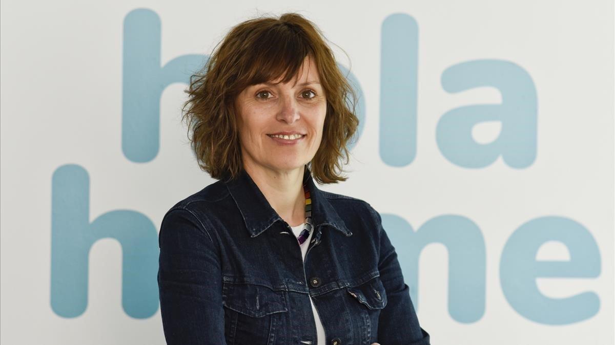 Anna Ruiz-Pericacho, socia fundadora de HolaHome.