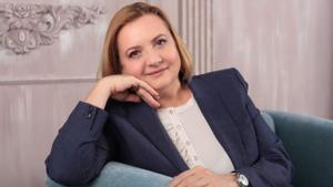 La exespía del KGB Elena Vavilova.