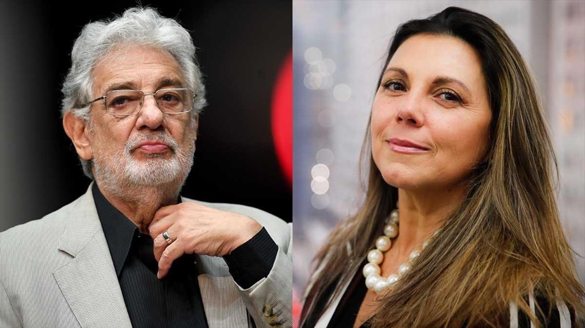 La soprano uruguaiana Luz del Alba Rubio acusa públicament Plácido Domingo