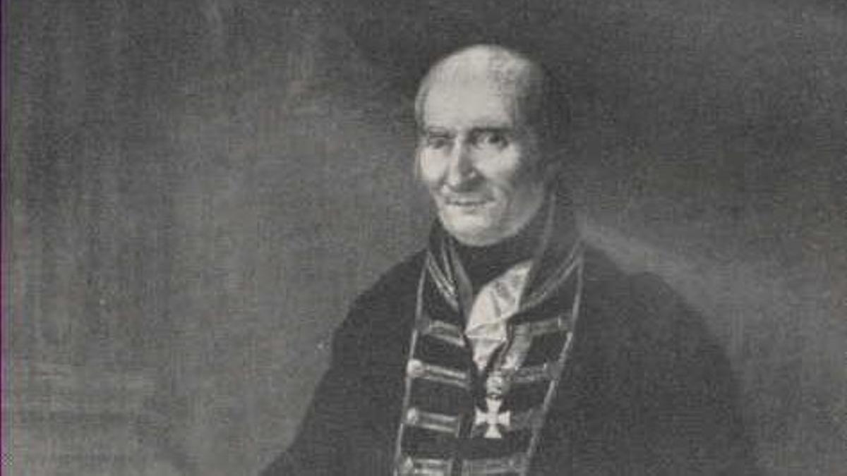 El cirujano polaco Christian Ludwig Mursinna