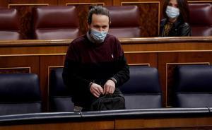 Iglesias denunciará a Egea por un presunto delito de cohecho en Murcia.