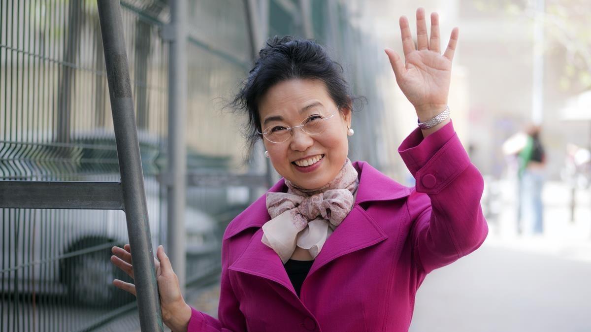 """Hwang Seung Ok: """"En Corea los poetas son una bendición de la vida"""""""