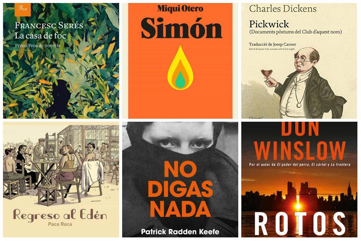 150 libros recomendados para esta Navidad