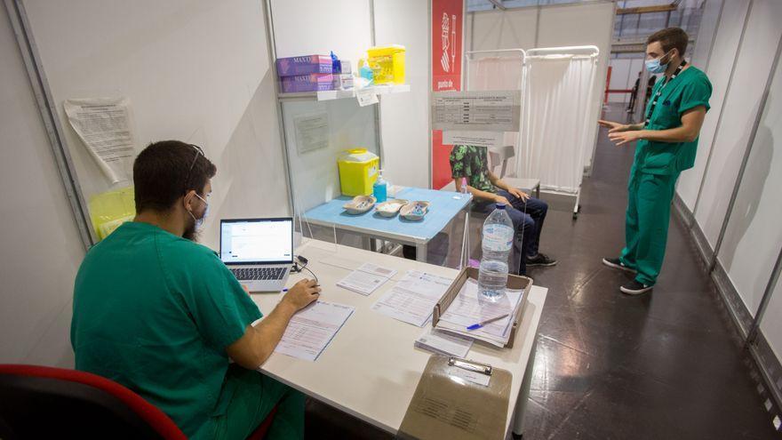 Brote de coronavirus en once médicos asturianos después de estar en un congreso en Palma de Mallorca