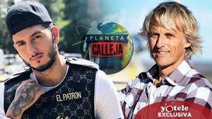 Omar Montes se consolida como celebrity: próximo invitado de 'Planeta Calleja' para un viaje muy especial