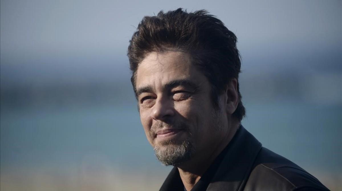 El actor Benicio del Toro ultima su debut en la pequeña pantalla con la serie de corte carcelario 'Clinton Correctional'.