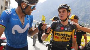 Tour de França: Valverde es queda sense premi a Andorra