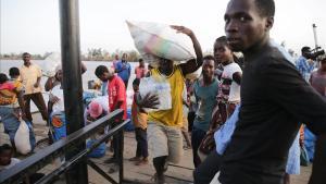 Se prevé el reparto de 900.000 dosis de inyecciones contra el cólera.