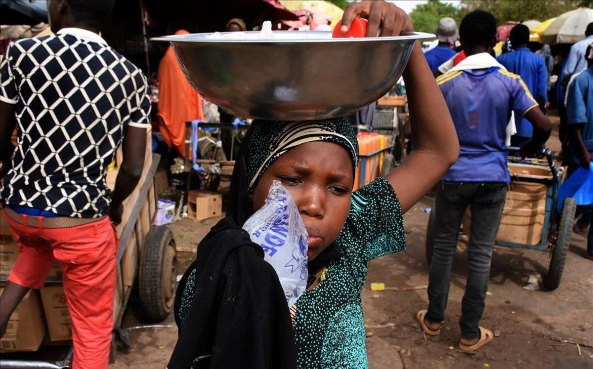 Níger, pobre; Níger, rico