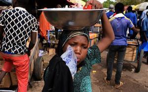 El Níger, pobre; el Níger, ric