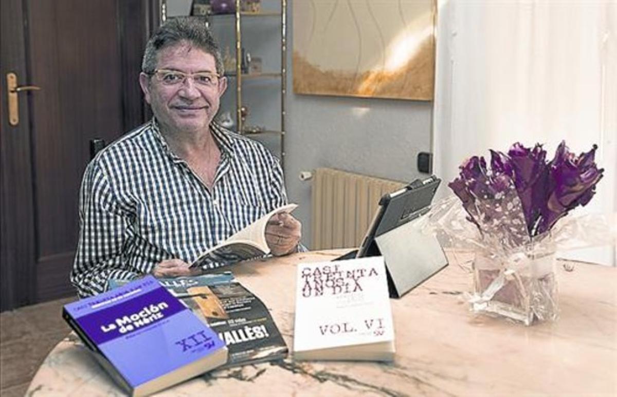 Roberto Giménez: «Para mí el periodismo ha sido como un sacerdocio»