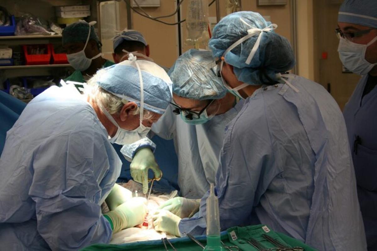 Italia trasplanta dos corazones de fallecidos con covid en pacientes sanos