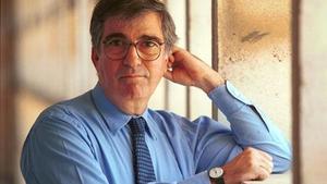 Ernest Lluch, exministro y exdirigente socialista catalán, asesinado por ETA.