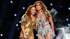 Shakira y Jennifer López repasan todos sus éxitos en su espectacular actuación en la Super Bowl