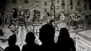 El Palau Robert de Barcelona acoge en una exposición la contracultura y el Underground de la Cataluña de los 70