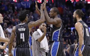 Serge Ibaka acabó con su exequipo con uno de los mejores partidos de su carrera en la NBA.