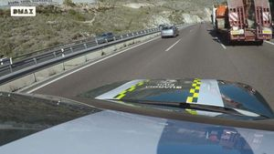 Vídeo sobre la nueva temporada de 'Control de carreteras', de DMAX.