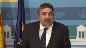 José Manuel Rodríguez Uribes, nuevo ministro de Cultura y Deporte.