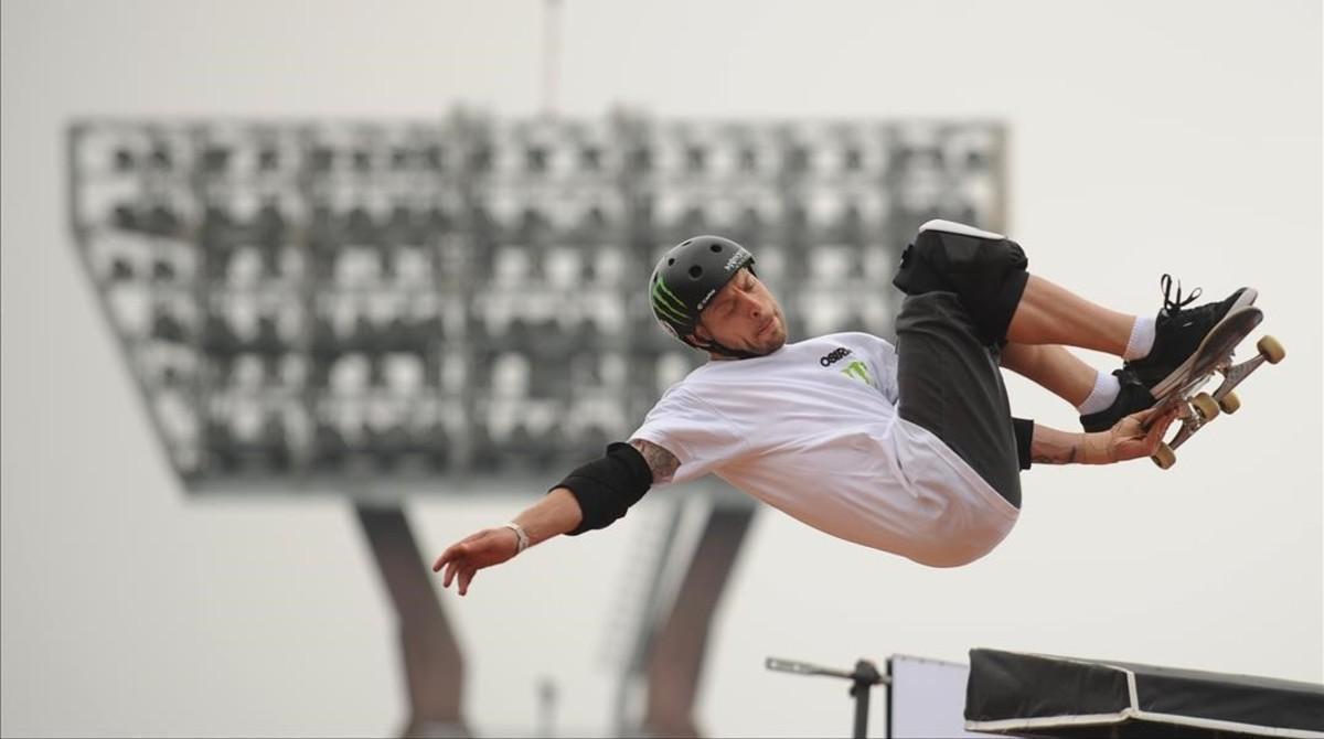 El skateboard será uno de los seis nuevos deportes olímpicos.