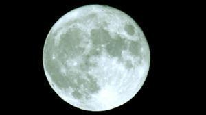 'Luna Azul' vista en la ciudad de Los Ángeles (California, EEUU) en el año 2004.