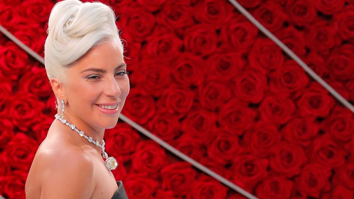 Lady Gaga, en la ceremonia de los Oscar del año pasado.