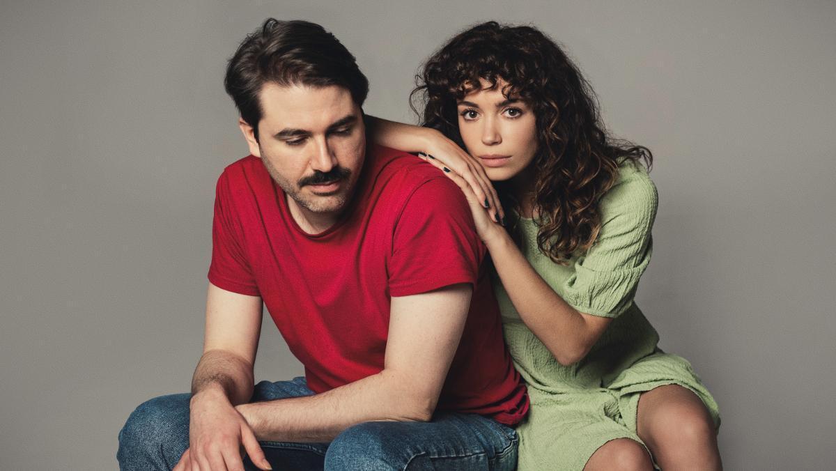 Carol Rovira y Anthony Ocaña.