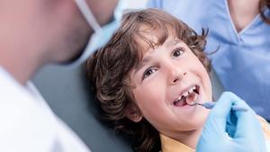 «La meitat dels nens pateixen traumatismes a les dents»