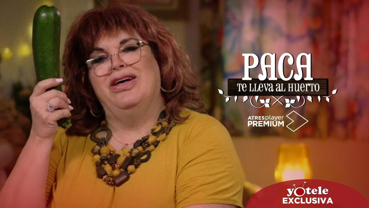 """Paca la Piraña """"se lleva al huerto"""" a Vanesa Martín y Omar Montes en su programa de entrevistas para Atresmedia"""