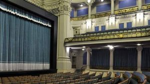 El Teatre Coliseum, un histórico de Barcelona a punto de cumplir el centenario.