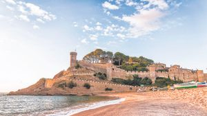 La Platja Gran fue considerada una de  las 25 playas más bonitas del mundo, según la revista National Geographic