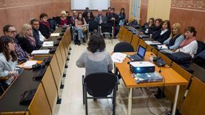 La nueva Mesa de inclusión social de Rubí.