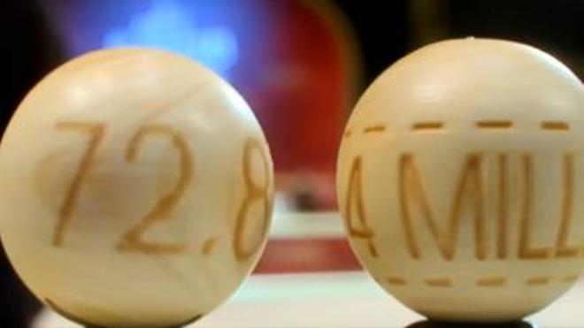 El 72.897 es el número del Gordo de la Lotería de Navidad 2020.