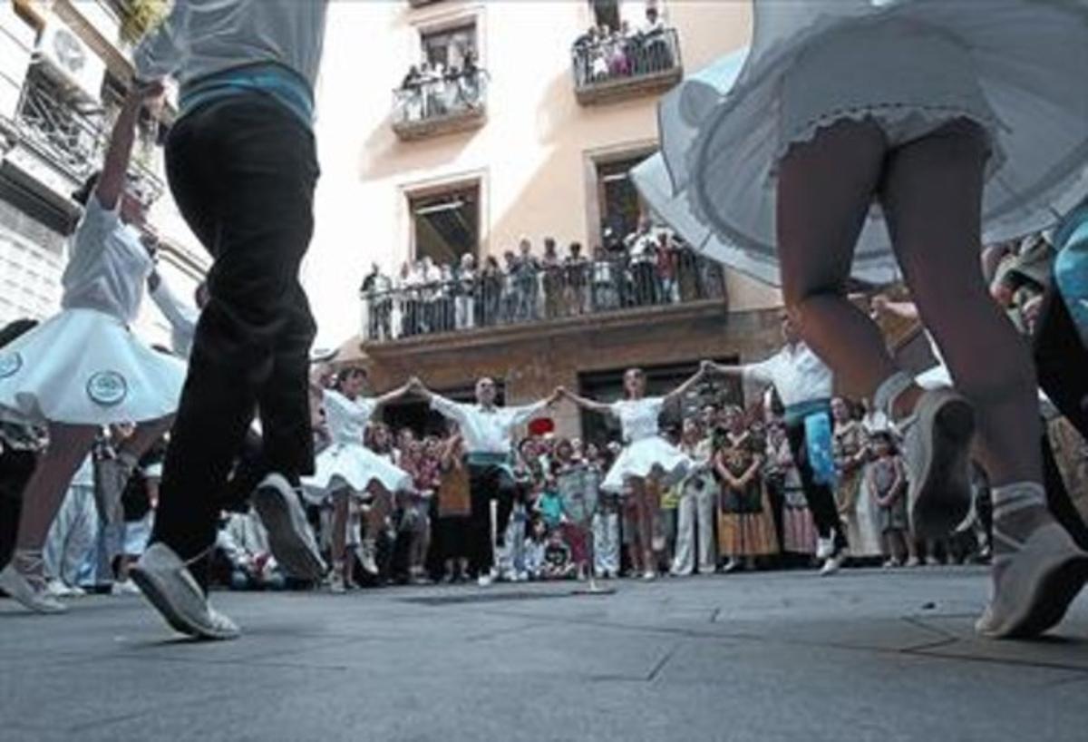 Ciutat Vella estrena 'Casa dels entremesos'