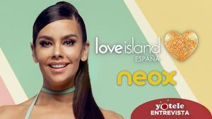 Cristina Pedroche, presentadora de 'Love Island'