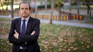 Alfonso Aguiló: «S'ha d'apoderar l'escola pública, però això no s'aconsegueix tancant aules concertades»
